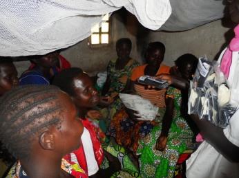Making safe births a priority_birthing kit distribution