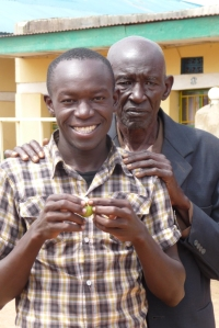 Anecho & Grandpa