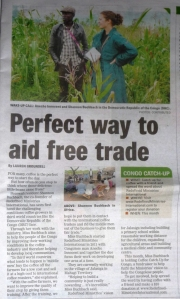 Perfect way to aid free trade