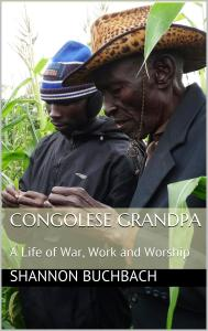 Congolese Grandpa book cover